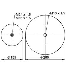 VIBRACOUSTIC V1KF24-1-232 фото 2