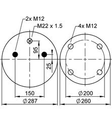 VIBRACOUSTIC  V1D28F-1 фото 2
