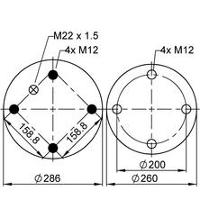 VIBRACOUSTIC  V1D28A-2 фото 2