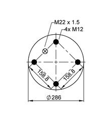 VIBRACOUSTIC  V1D28A-5 NP фото 2