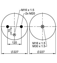 PHOENIX SP 2 B 22 R-1 фото 2