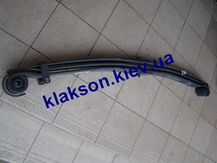 Рессора weweler F011T277ZA75 фото 2