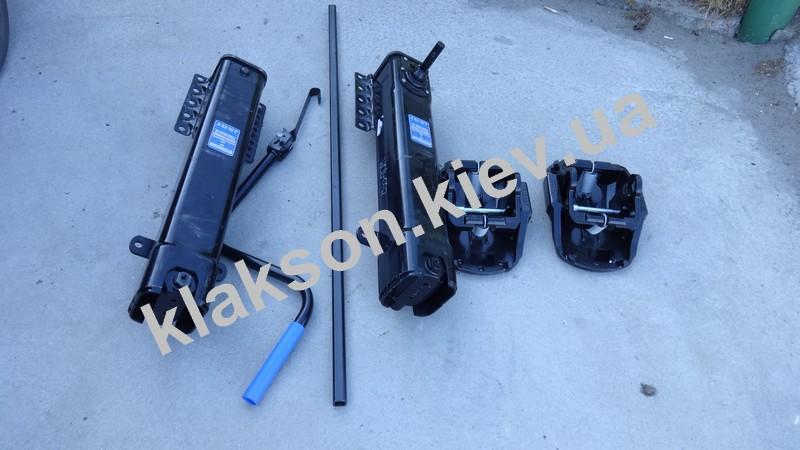 Опорное устройство (ноги) прицепа Jost B0301 фото 3